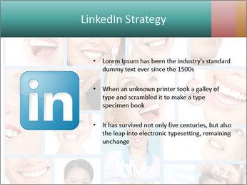 Dental collage. PowerPoint Templates - Slide 12
