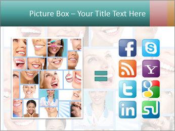 Dental collage. PowerPoint Templates - Slide 21