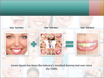 Dental collage. PowerPoint Templates - Slide 22
