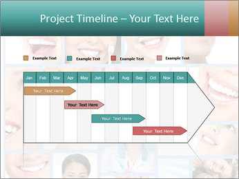 Dental collage. PowerPoint Templates - Slide 25
