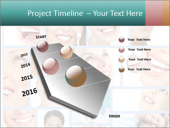 Dental collage. PowerPoint Templates - Slide 26