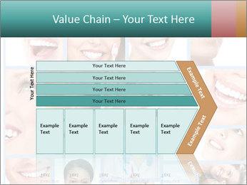 Dental collage. PowerPoint Templates - Slide 27