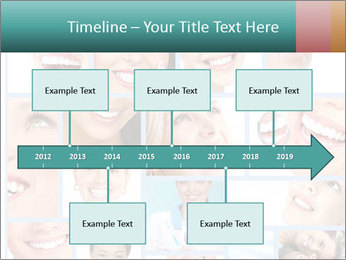 Dental collage. PowerPoint Templates - Slide 28