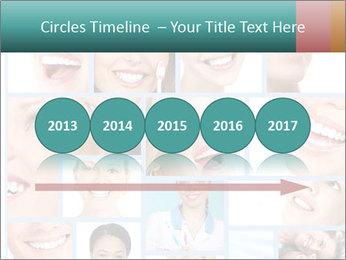 Dental collage. PowerPoint Templates - Slide 29