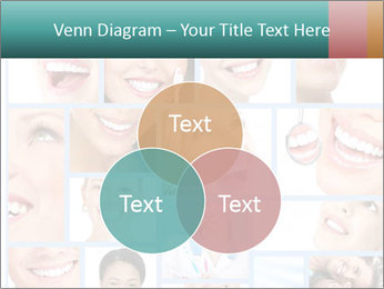 Dental collage. PowerPoint Template - Slide 33
