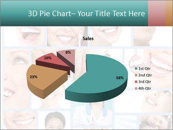 Dental collage. PowerPoint Templates - Slide 35