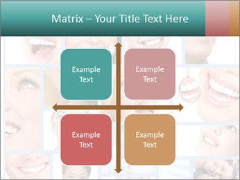Dental collage. PowerPoint Templates - Slide 37