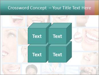 Dental collage. PowerPoint Templates - Slide 39
