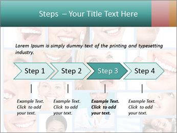 Dental collage. PowerPoint Templates - Slide 4