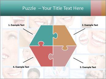 Dental collage. PowerPoint Templates - Slide 40