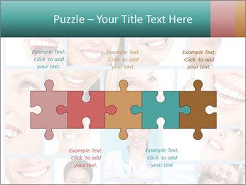 Dental collage. PowerPoint Templates - Slide 41