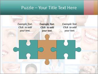 Dental collage. PowerPoint Templates - Slide 42