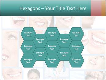 Dental collage. PowerPoint Templates - Slide 44