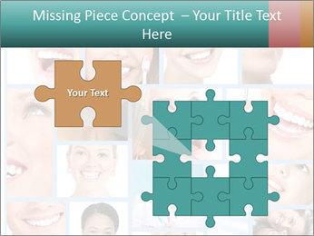 Dental collage. PowerPoint Templates - Slide 45