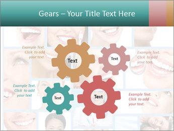 Dental collage. PowerPoint Templates - Slide 47