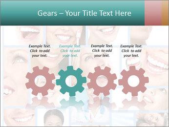 Dental collage. PowerPoint Templates - Slide 48