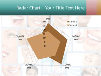 Dental collage. PowerPoint Templates - Slide 51