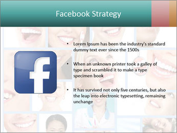 Dental collage. PowerPoint Templates - Slide 6