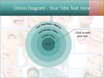 Dental collage. PowerPoint Templates - Slide 61