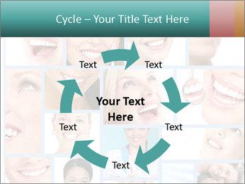 Dental collage. PowerPoint Templates - Slide 62
