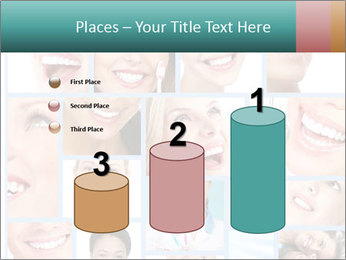 Dental collage. PowerPoint Template - Slide 65