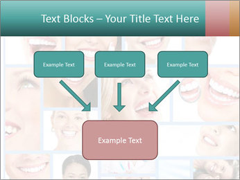 Dental collage. PowerPoint Templates - Slide 70