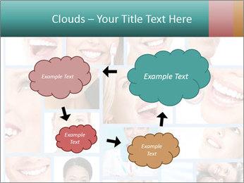 Dental collage. PowerPoint Templates - Slide 72