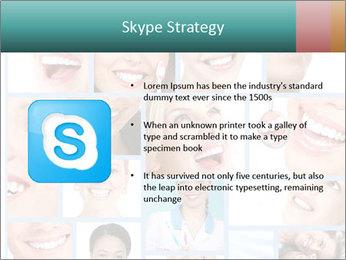 Dental collage. PowerPoint Templates - Slide 8