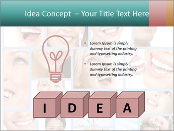 Dental collage. PowerPoint Templates - Slide 80