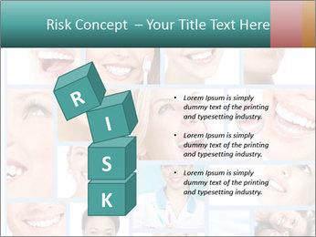 Dental collage. PowerPoint Templates - Slide 81