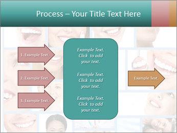 Dental collage. PowerPoint Templates - Slide 85