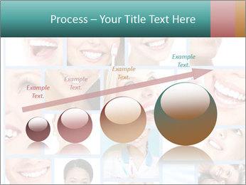 Dental collage. PowerPoint Templates - Slide 87