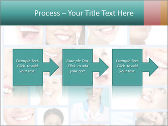 Dental collage. PowerPoint Template - Slide 88