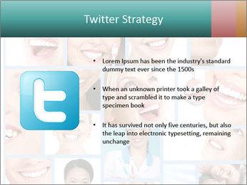 Dental collage. PowerPoint Templates - Slide 9