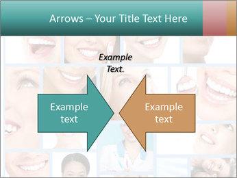 Dental collage. PowerPoint Templates - Slide 90