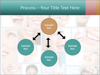 Dental collage. PowerPoint Template - Slide 91