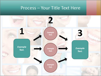 Dental collage. PowerPoint Template - Slide 92