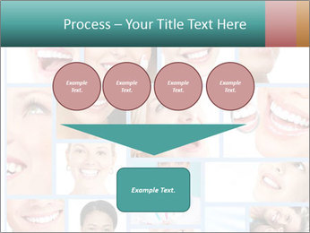 Dental collage. PowerPoint Template - Slide 93