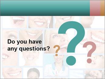 Dental collage. PowerPoint Templates - Slide 96