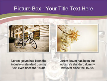 Old bicycle PowerPoint Templates - Slide 18