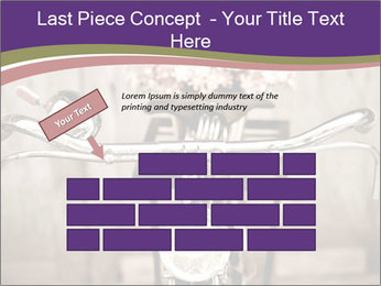 Old bicycle PowerPoint Templates - Slide 46