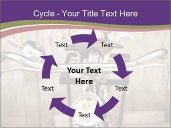 Old bicycle PowerPoint Templates - Slide 62