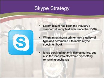 Old bicycle PowerPoint Templates - Slide 8