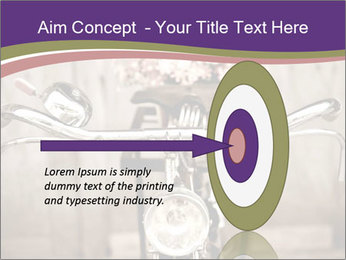 Old bicycle PowerPoint Templates - Slide 83