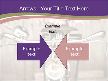 Old bicycle PowerPoint Templates - Slide 90