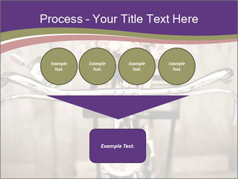 Old bicycle PowerPoint Templates - Slide 93