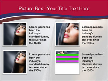 Fashion Brunette PowerPoint Template - Slide 14