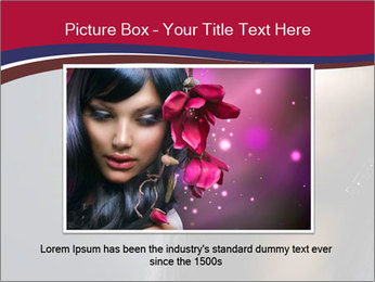 Fashion Brunette PowerPoint Template - Slide 16
