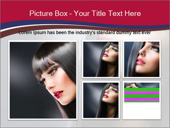 Fashion Brunette PowerPoint Template - Slide 19