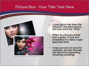 Fashion Brunette PowerPoint Template - Slide 20